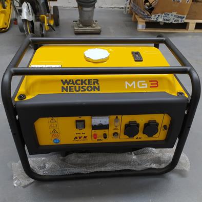 Wacker Neusen MG3